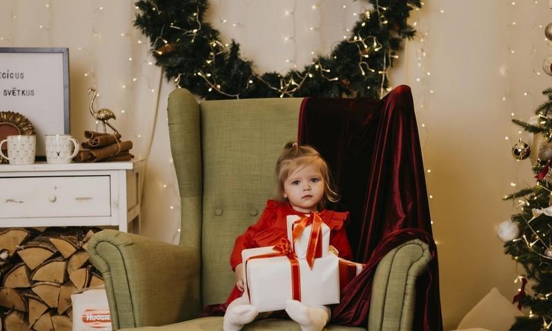 Kalėdinų dovanų idėjos vaikams nuo 0 iki 10 metų