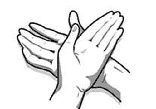 """Sukurkite """"Švarių rankų šokį""""!"""