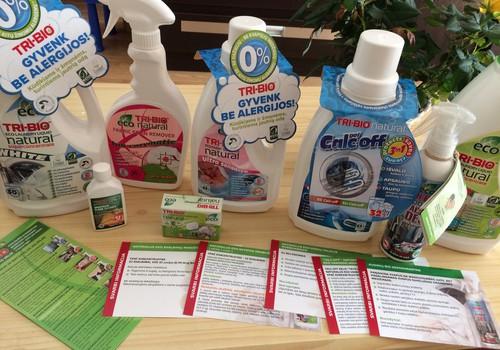TRIBIO – ekologiška alternatyva agresyviems cheminiams valikliams