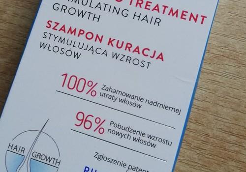 PADĖKA. DERMEDIC CAPILARTE, plaukų augimą skatinantis šampūnas