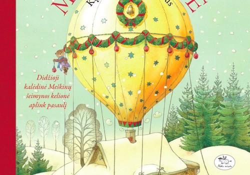"""Kalėdinės dainos ir giesmės arba ką pradžiugins """"Meškelionė"""""""