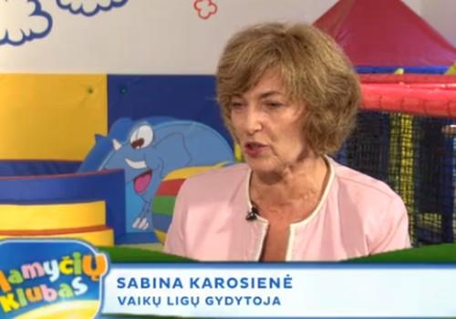"""MAMYČIŲ TV! Tema """"Vaikų virškinimo problemos"""" - 12.00 - 12.30 val."""