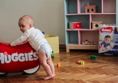 Kokia taisyklinga turi būti vaiko laikysena, pradėjus vaikščioti?