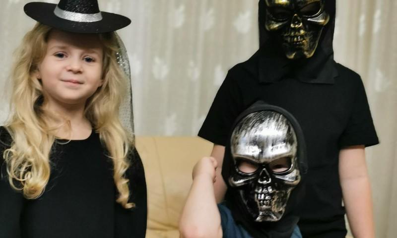 Helovinas mūsų namuose
