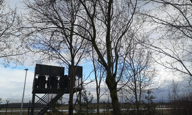 Vilniaus oro uosto apžvalgos aikštelė