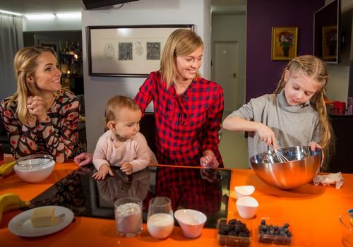 """Aktorė Agnė Grudytė: """"Dukrą į virtuvę reikės leisti dažniau"""""""