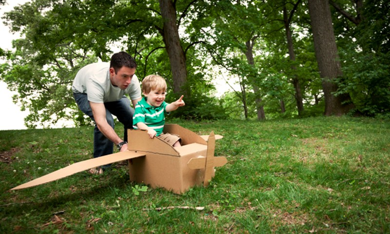 Konkursas: Pasidalinkite linksmiausiomis vaiko ir tėčio FOTO akimirkomis