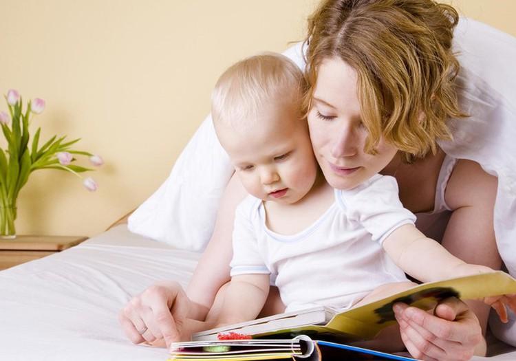 Kaip galime padėti vystytis mažylio kalbai: naudingi patarimai
