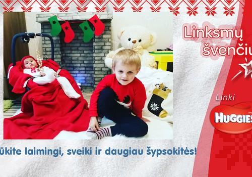 Sveikiname visus su Šv. Kalėdom!