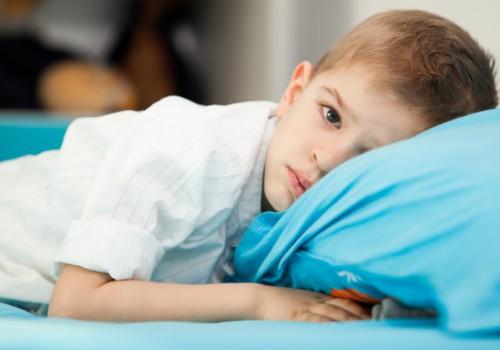 2 priežastys, kodėl vyresnis vaikas ima šlapintis į lovą