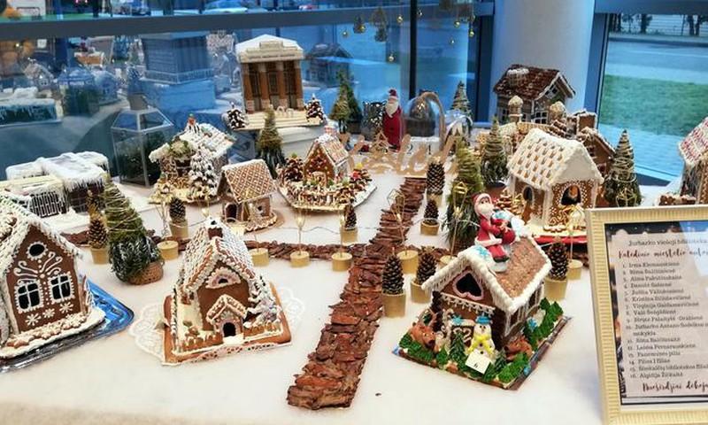 TOKIA MŪSŲ KASDIENYBĖ. Vieta, kur labiausiai kvepia Kalėdom...