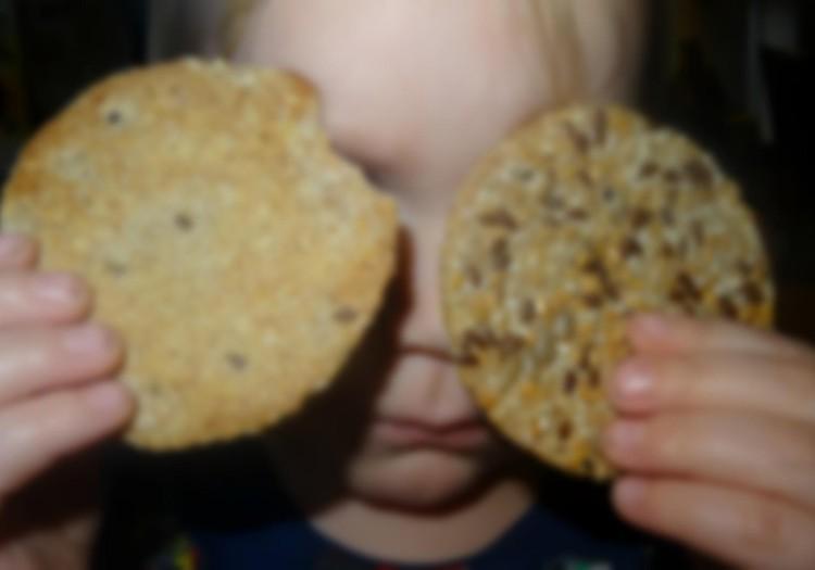 Pikantiški sausainiai. Ar patiktų tau?