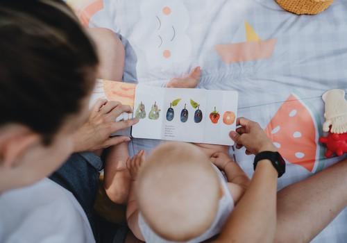 Skaitome nuo pirmų dienų: kokias knygeles ir kaip skaityti pirmaisiais mažylio metais?