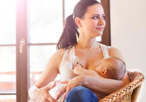Kaip tinkamai atpratinti mažylį nuo krūties?