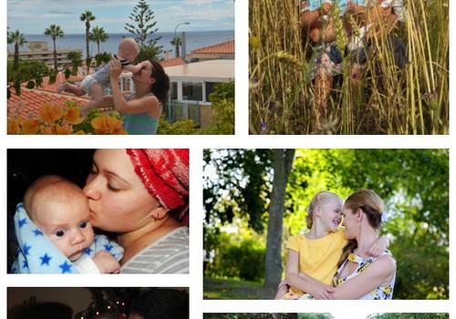 """FOTO """"Mylu mylu"""" + Mamajum dovana laimėtojai"""