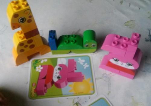 Ačiū už Lego duplo..