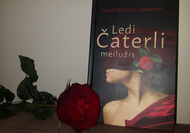 """David Herbert Lawrence """"Ledi Čaterli meilužis"""" - vienas garsiausių visų laikų meilės romanų"""
