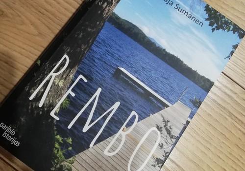 """TOKIA MŪSŲ KASDIENYBĖ.  """"Rembo"""" knyga skirta paaugliams"""