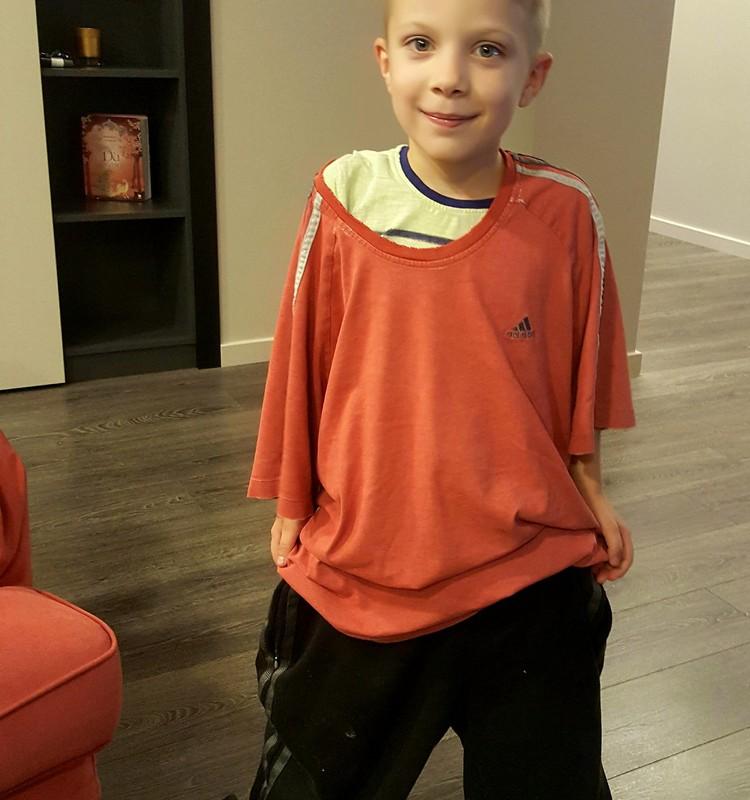 Kasparo 2-oji ir 3-ioji savaitė mokykloje