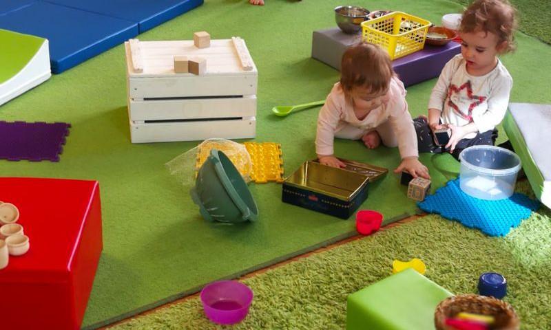 Kokie žaidimai patinka 1-2 metų vaikams?