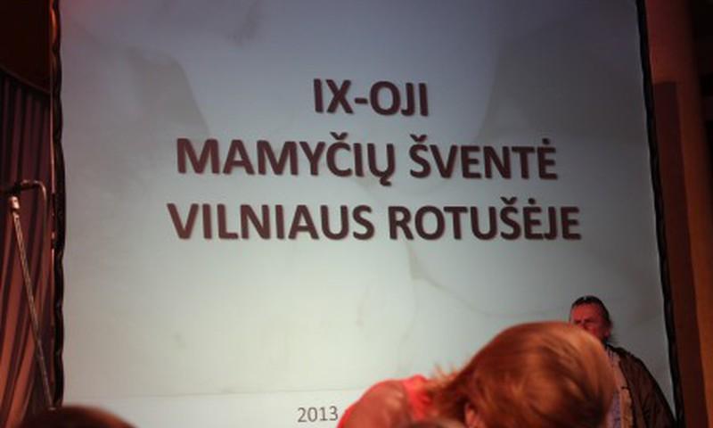 Vilniuje praūžė IX-oji nėštukių šventė!