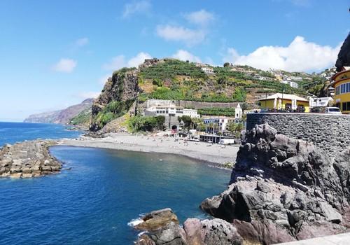 Kai svajonės tampa tikrove. Madeira
