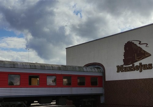 Geležinkelių muziejus I. Šiauliai