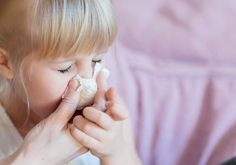 Vaikas sloguoja: kada reikėtų kreiptis į gydytoją?