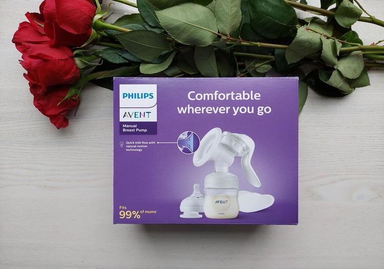Naujasis Philips Avent pientraukis