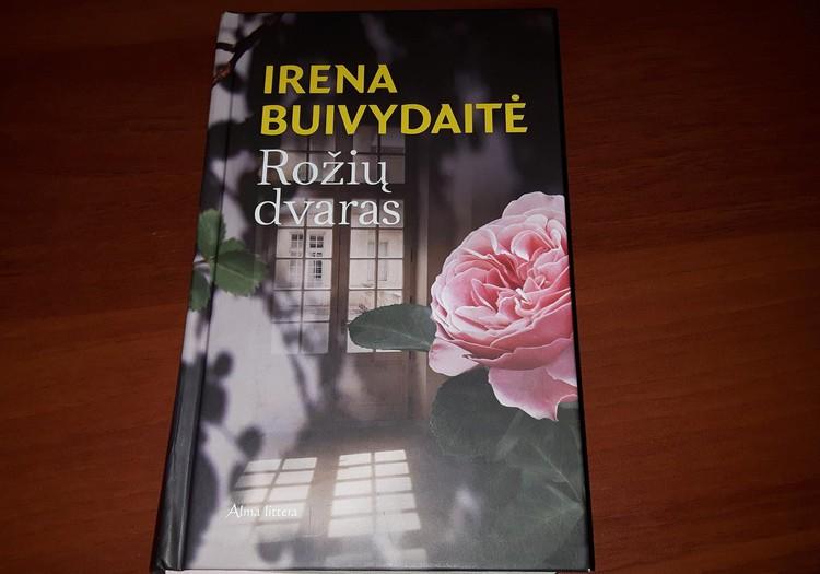 """Irena Buivydaitė """"Rožių dvaras"""""""