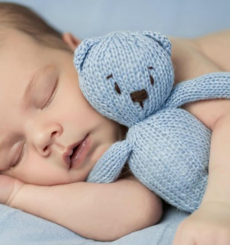 Neramus mažylio miegas: pataria šeimos gydytoja