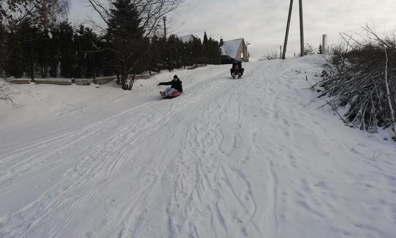 Žiemos pramogos: sausio apžvalga