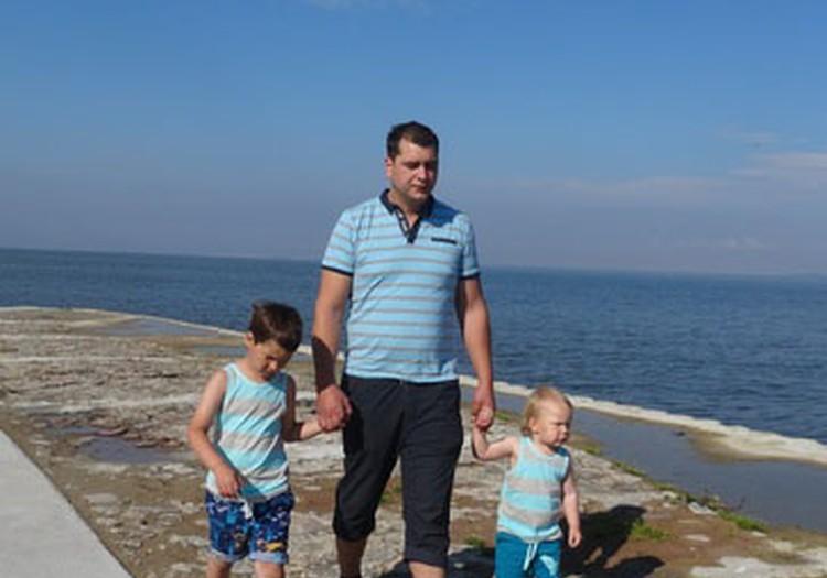 Huberto ir Marko tėčio kūryba vaikams ir su vaikais