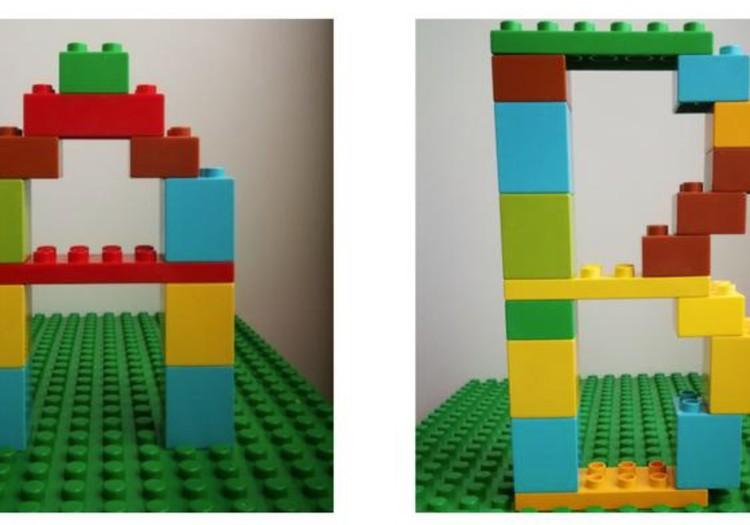 LEGO® DUPLO® mokykla