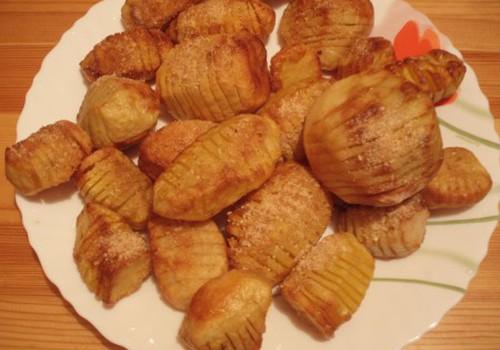 Sliūlau originaliai paskrudinti bulves