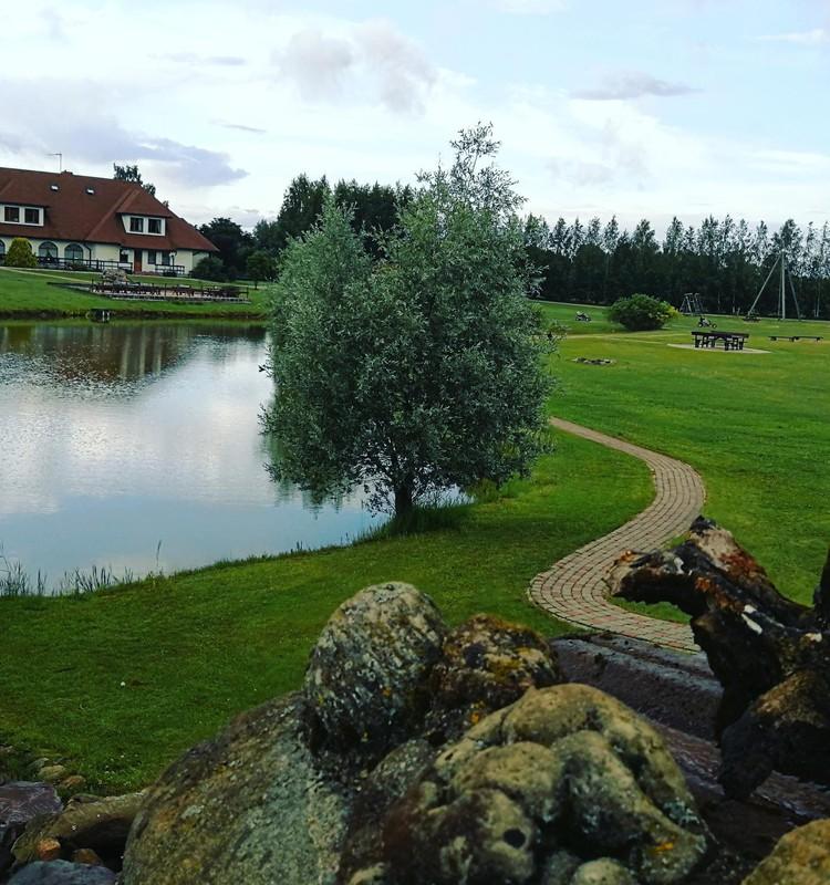 Poilsis Latvijoje: TURBAS poilsio kompleksas