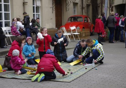 Kviečiame į ATVELYKIO šventę Vilniaus mokytojų namuose!