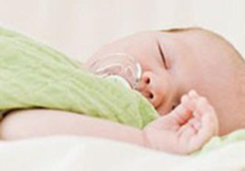Pasirūpinkite mažylio miegu
