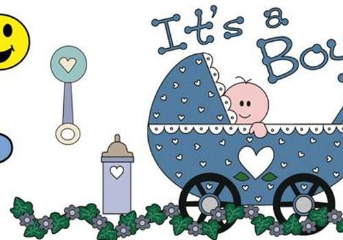 Vakar INDRUTEI gimė sūnelis! Valio!