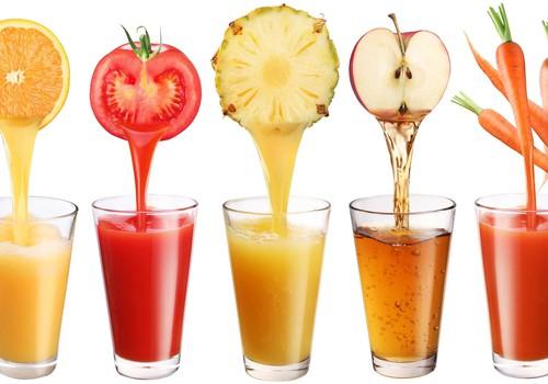 Išsamus 18 vaisių ir daržovių sulčių gidas