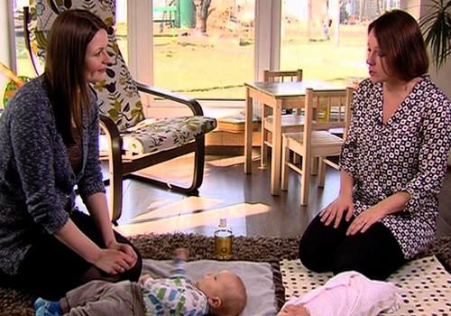 TV Mamyčių klubas 2014 05 24: mažylio veido masažas, renkame puoduką, pietų miego nauda