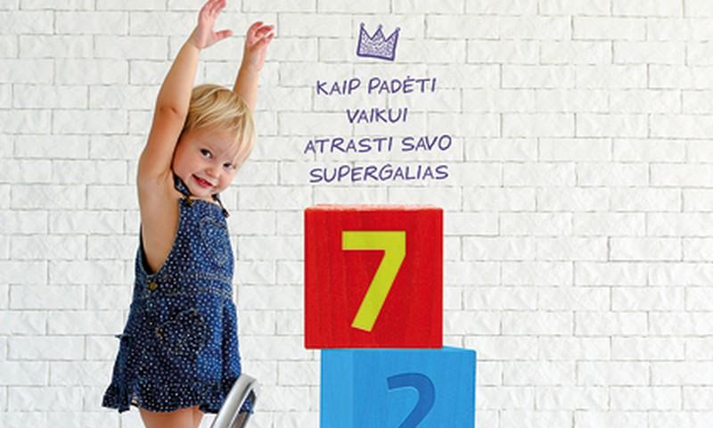 """Ankstyvojo lavinimo ekspertė Renata Lazdin: """"Vaikai – gyvas tobulėjimo šaltinis"""""""