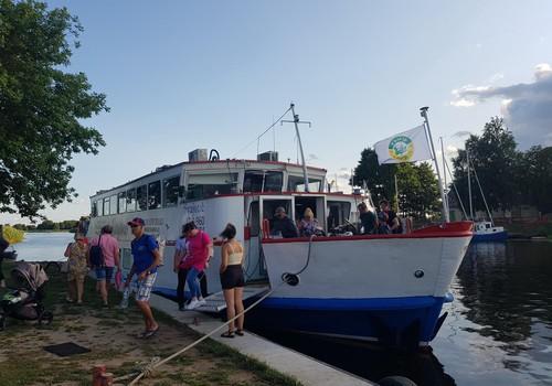 Vasaros gidas: laiveliu į Nidą