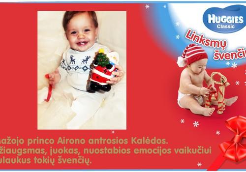 Mažojo princo Airono Kalėdos