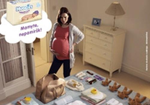 DIENOS ŽAIDIMAS: Giliname žinias apie kūdikio kraitelį
