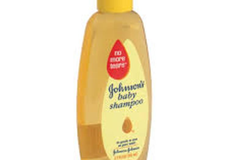 """Lauros komentaras apie """"Johnson & Johnson""""  vaikišką šampūną"""