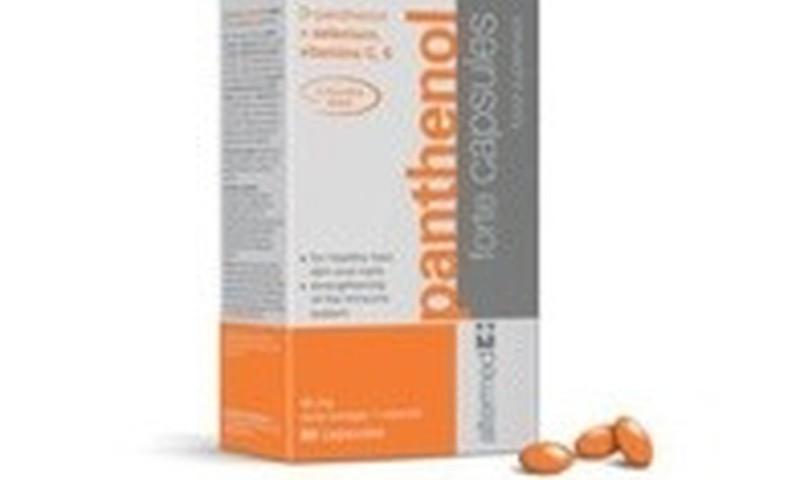 Ar jau bandėte Altermed panthenol forte kapsules?
