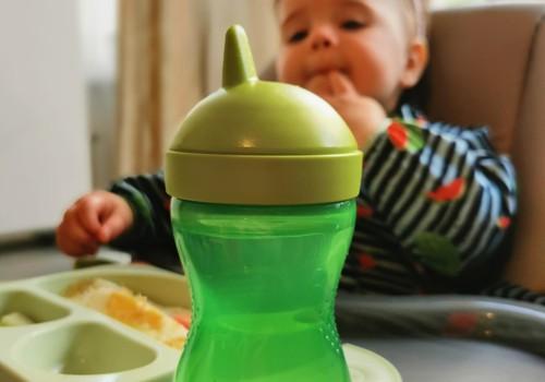 Miglė išbando PHILIPS Avent puodelį su kietu snapeliu