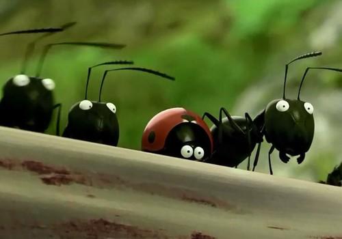"""Filmas """"Didžioji skruzdėlių karalystė"""" - Eglės Skrolytės atsiliepimas"""