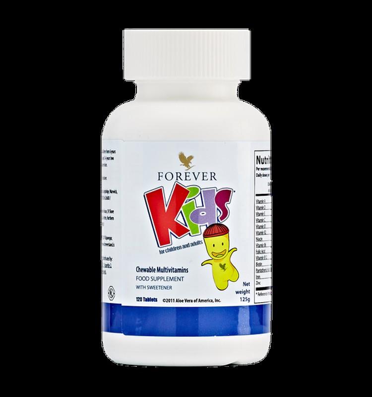 """""""Forever KidsTM""""  - išskirtiniai vitaminai vaikams !"""